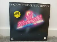 Midnight in Motown The Classic Tracks Vinyl LP Double Gatefold Record Album 1982