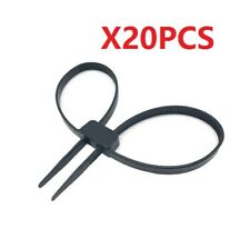 Cable Ties Cable Tie Wraps Zip Ties Size:140 mm x 2.5 mm Y2H7