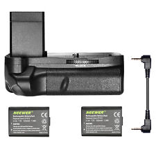 Neewer Vertical Battery Grip with LP-E10 Battery for Canon Rebel T5 T6 EOS 1100D
