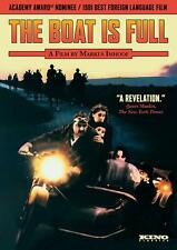The Boat Is Full (Das Boot Ist Voll) Dvd | Tina Engel | Hans Diehl