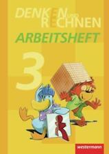Denken und Rechnen 3. Arbeitsheft. von Gudrun Buschmeier (2012, Geheftet)