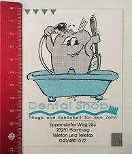 ADESIVI/Sticker: Dental negozio-Cura e Bellezza per il dente (120516180)