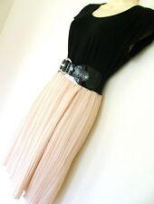 Jacqui E Solid Shirt Dresses