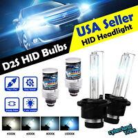 LED H11 160000LM 6K Fog Light Bright White for 2007-2014 Lincoln Navigator #