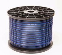 12 GAUGE SPEAKER WIRE PURE COPPER 4MM2 OFC 12AWG SUBWOOFER CABLE 10 METRE LENGTH