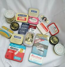 Antique/Collectable Advertising Tins & Containers Various Condition Various Type