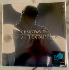 Craig David - Rewind - The Collection [VINYL LP] 2018 - like new