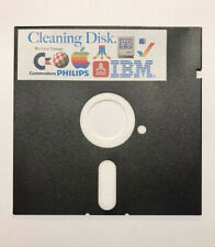 """Head Cleaning, Pulisci Testine Disk Drive 5.25"""" Pulitore Floppy, Floppy Clean"""