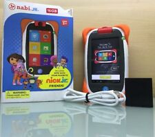 "Nabi Jr 16GB Multi-Touch 5"" Nick Jr. Edition Tablet  (Factory Reseted)"