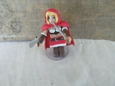 Zenescope Grimm Fairy Tales Minimates  Red Riding hood just deboxed