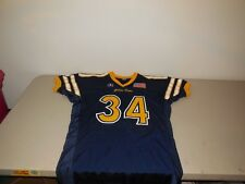 Russell Cal Golden Bears Authentic Team Issued Football Jersey California Xl