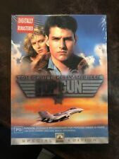 Top Gun - Special Edition (DVD, 2005, 2-Disc Set) Tom Cruise  BRAND NEW & SEALED