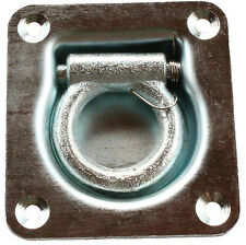 5 x Lashing Ring Ute Trailer Recessed Tie Down Point Anchor