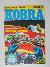 Kobra Comic Nr.39 (eingetütet & geboardet) Zustand 1-2/2