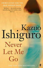 NEW Never Let Me Go By Kazuo Ishiguro Paperback Free Shipping