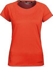 Dakine FAYE Womens Short Sleeve Cycling Jersey Size Medium Poppy NEW Sample
