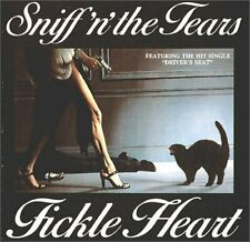 Sniff'n'the Tears Fickle heart (1978)  [CD]