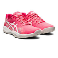 Asics Womens Gel-Game 8 Tennis Shoes Pink Sports Breathable Lightweight