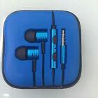 3.5mm Piston intra-auriculaire Stéréo écouteur Casque Écouteurs