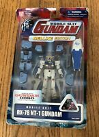 Mobile Suit Gundam Deluxe Edition Action Figure RX-78 NT-1 Bandai
