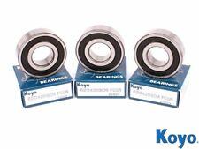 Suzuki VL 1500 Intruder 1998 - 2009 Genuine Koyo Rear Wheel Bearing & Seal Kit