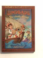 WDI - Sinbad's Storybook Voltage - Easel Disney Pin  LE (B8)