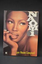 Naomi Campbell - par Naomi Campbell Paperback book Bought in Japan 1996 French
