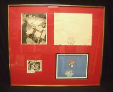 Walter Lantz archive, cels,drawing,still photos circa 1960's.