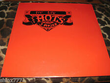 J MOSER & THE HOTS-FOR LIFE-1975-SEALED-RARE POP PSYCHE-ARIZONA PRIVATE PRESSING