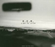 E-Bow the Letter [Maxi Single] by R.E.M. (CD, Aug-1996, Warner Bros.)