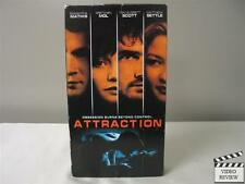Attraction * VHS * Tom Everetty Scott, Samantha Mathis