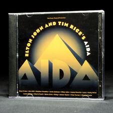 "Elton John And Tim Rice's ""Aida"" - music cd album"