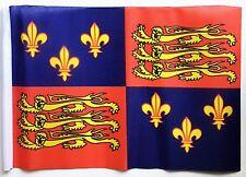 """TUDOR ROYAL STANDARD mini flag 9"""" x 6"""" 22cm x 15cm flags Henry the 8th Tudors"""