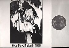 The Rolling Stones - Hyde Park, England - 1969