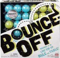 Bounce Off Billes Grande Taille Style Rétro Jeu D Table Original MATTEL Neuf