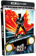 PRE-ORDER Mad Max [New 4K UHD Blu-ray] 2 Pack
