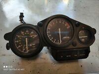 Yamaha FZR600 3HE clocks speedo rev counter FZR 600