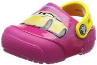 Crocs Girls Light-Up Disney Pixar Cars 3 Clog Candy Pink Youth  Size J 2