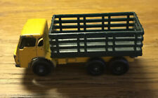 1967 MATCHBOX STAKE TRUCK BY LESNEY - No. 4