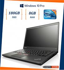 Pc portatile notebook usato ricondizionato Lenovo Thinkpad X240 i7 8gb SSD 180gb