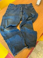 Levis 501 Cone Mills Made in USA 36x29 Actual Measurement