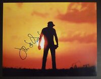 """JOHN LEE HANCOCK Authentic Hand-Signed """"THE ROOKIE"""" 11x14 Photo"""