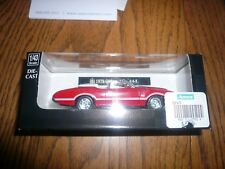 1970 Oldsmobile 442 Convertible 1/43 New Ray - Red