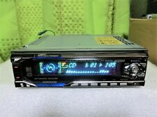 KENWOOD MZ919 1D size CD & MD deck Working Good Used Tested made in Japan