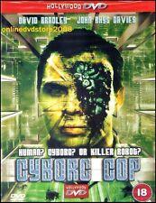Cyborg Cop DVD by David Bradley John Rhys Davies Yossi Wein Alan Pattillo Avi