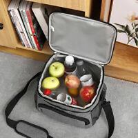 Bureau isolé thermique portatif stockage nourriture sac à lunchboîte PS