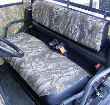 Kubota rtv 900 utv camo seat cover FITS  2004 & 2005