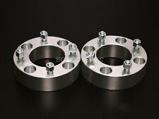 """2pc 1"""" ATV 4/137 Wheel Spacers - Can-Am Bombardier Outlander 330 400 500 650 800"""