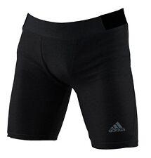 Adidas Compression Shorts Mens MMA Cycling Under Gym Armour Base Layer Skin BJJ