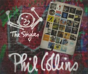 Phil Collins - The Singles- New 3CD Fatpack